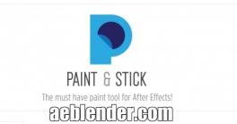 New aescripts Paint & Stick 2 v2.1.2 Crack Download