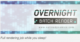 Overnight Batch Render v1.03 3ds Max Crack Download