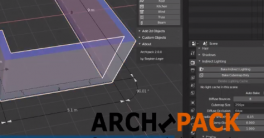 Archipack v2.2.6 Blender Crack Download