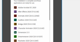 LATEST Adobe Master Collection CC 2020 Crack Download