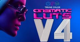 Triune Digital CINEMATIC LUTS V4 Crack Download