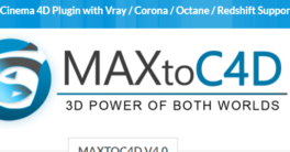 NEW MaxToC4D v4.5 Crack Download 2020
