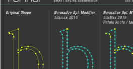 SplineRefiner 3DS Max Plugin Crack Download