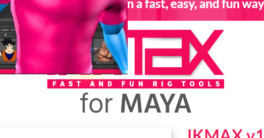IKMAX for Maya - 3DtoAll Crack Download