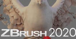Pixologic Zbrush 2020.1.4 June Update Crack Download