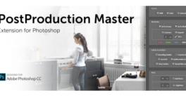 PostProduction Master for Photoshop Crack Download
