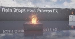 UnrealEngine Rain Drops Crack Download